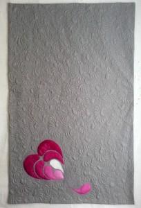 Modern Love, 2014, 64'' x 40''
