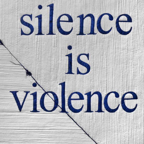 (White) Silence is Violence